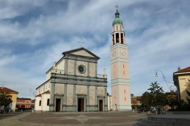 Chiesa Parrocchiale di S.Eusebio-arconate